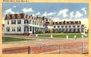 Windsor Hotel Cape May NJ 1961