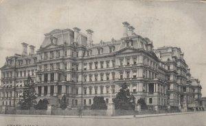 WASHINGTON, D.C., PU-1912 ; State War & Navy Building