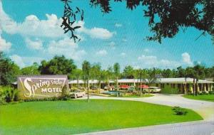 Florida Silver Springs Spring Side Motel 1960