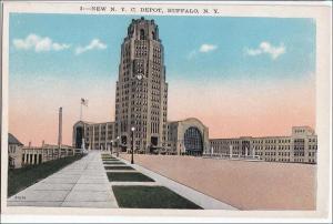 NYC Depot, Buffalo NY