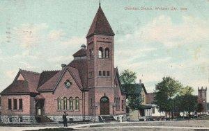 WEBSTER CITY , Iowa , 1908 ; Christian Church