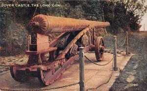 Dover Castle, The Long Gun Cannon Weapon Celesque Series