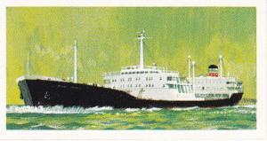 Trade Cards Brooke Bond Tea Transport Through The Ages No 27 Oil Tanker