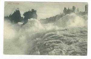 Rheinfall, Zurich, Switzerland, 1900-1910s
