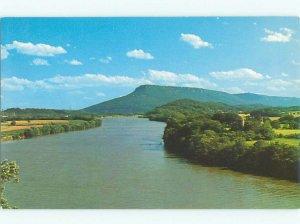 Pre-1980 RIVER SCENE Chattanooga Tennessee TN AE5605