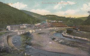 MAUCH CHUNK , Pennsylvania, 1900-10s ; From Mountain Road