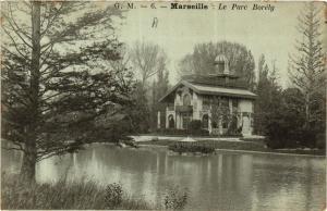 CPA MARSEILLE le Parc Borely (404997)