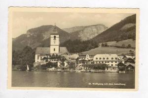 RP, St. Wolfgang Mit Dem Schafberg (Salzburg), Austria, 1920-1940s