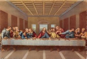 Milano The Last Supper by Leonardo Da Vinci, Cenacolo, Le Cenacle