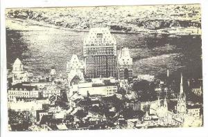 General View, Le Vieux Quebec, Canada, PU-1975