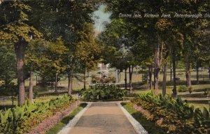 PETERBOROUGH , Ontario, 1914 ; Centre Isle , Victoria Park