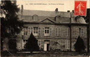 CPA Ciry Salsogne. Le Chateau de Salsogne. (666184)