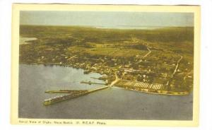 Digby, Nova Scotia, Canada, 30-50s