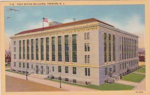 New Jersey Trenton Post Office Curteich