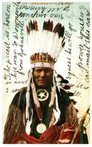 11848    American Indian REPO   Little Solder of the Bonca Tribe