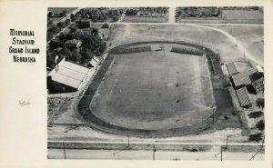 RP: GRAND ISLAND , Nebraska , 1930s ; Memorial Stadium