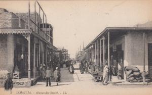 Ismailia , EGYPT, 00-10s ; Alexander Street