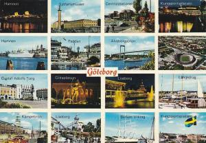 Sweden Goeteborg Multi View