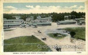 Camp gordon, Atlanta, Georgia, USA Military Postcard Postcards  Camp gordon, ...