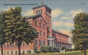 Pennsylvania Ashland Immaculate Heart Academy