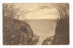 Bornholm, Kystparti ved Ro, Denmark, PU-1929