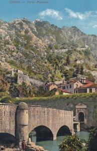 Cattaro , Croatia , 00-10s ; Porta Fiumera