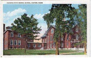 Castine, Maine, Eastern State Normal School