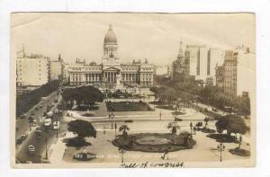 RP  Buenos Aires - Plaza del Condreso, PU 1939