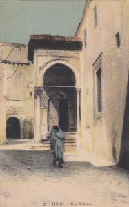 TUNIS.-Une Medersa , 00-10s