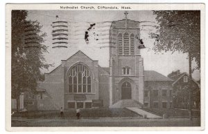 Cliftondale, Mass,  Methodist Church