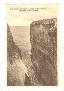 Lighthouse, Duncansby Head, John o'Groats, UK, 1910-30s