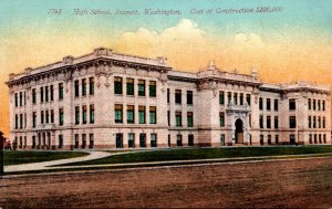 Washington Everett High School