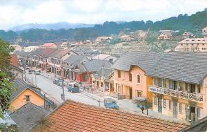 South Vietnam Vietnam, Viet Nam Street Scene in Dalat South Vietnam Street Sc...