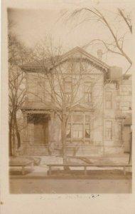 RP; MILWAUKEE , Wisconsin , 1909 ; Residence