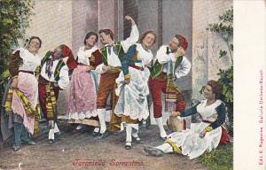 Dance Spain Tarantella Sorrentina