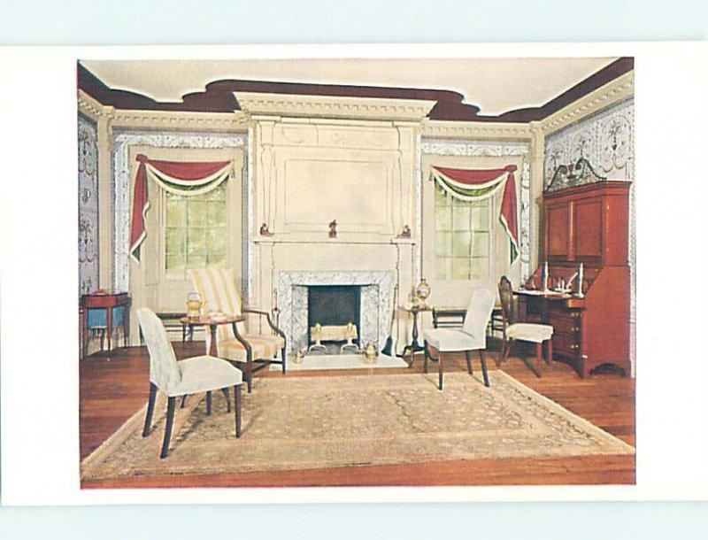 Pre-1980 MUSEUM SCENE Winterthur - By Wilmington Delaware DE AG1305