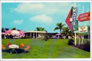 Garden Lodge Motel, Winter Haven Fl