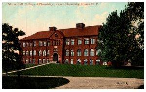 New York  Saranac , Morse Hall, College of Chemistry  Cornell University