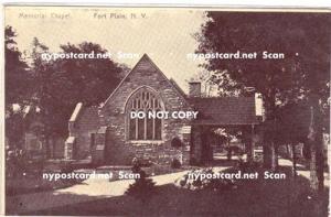 Memorial Chapel, Fort Plain NY