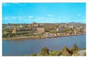 Scenic Greetings from Chicoutimi,  Quebec,  Canada,  40-60s