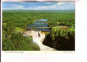 Kakabeka Falls, Thunder Bay, Ontario, Photo HR Oakman