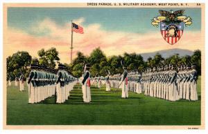 19276     NY West Point Dress  Parade