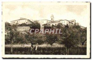 Old Postcard Assisi Veduta generale del Monastero di Benedettino S Giuseppe e...