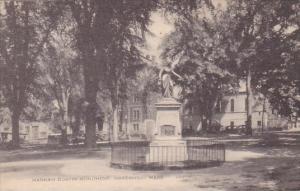 Hannah Dustin Monument Haverhill Massachusetts