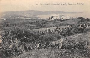 Tunisia Carthage Sidi Drif et le Cap Kamart