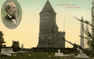 OH - Cleveland. Garfield Memorial