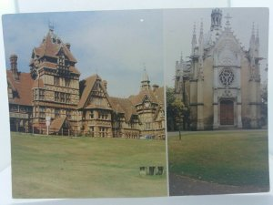Vintage Postcard Farnborough Hill Convent & St Michaels Abbey