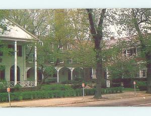 Unused Pre-1980 YWCA Zanesville Ohio OH H4633