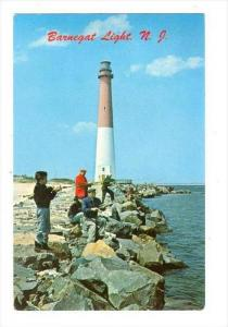 Lighthouse, Barnegat Light, New Jersey, PU-1969