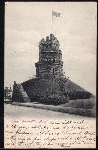 Massachusetts Tower SOMERVILLE Und/B pm1906